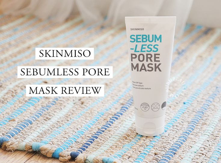 Wondering if the Skinmiso Sebumless Pore Mask is the right choice for your skin? Find out my experience with this face mask for oily skin & how it worked!