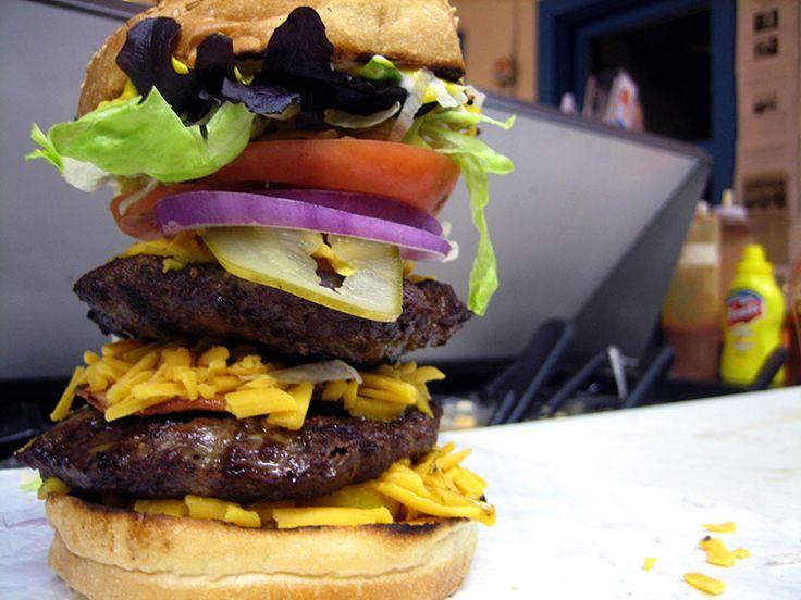 Burger 55 - Custom Gourmet Burgers in Penticton BC Canada