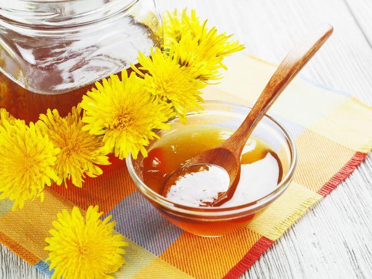 Одуванчиковый мёд (варенье) » Женский Мир