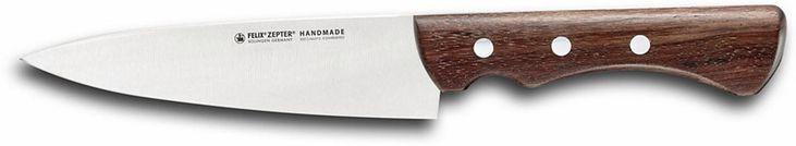 FELIX SOLINGEN Kochmesser, »Cuisinier« Jetzt bestellen unter: https://moebel.ladendirekt.de/kueche-und-esszimmer/besteck-und-geschirr/besteck/?uid=a70355f5-d79a-5110-b252-14c77cafef68&utm_source=pinterest&utm_medium=pin&utm_campaign=boards #geschirr #kueche #esszimmer #besteck Bild Quelle: quelle.de