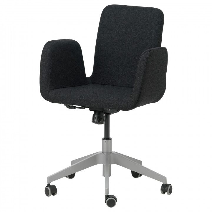 Desk Swivel Chairs Best Home Office Desks Desain Kantor Ikea Kursi