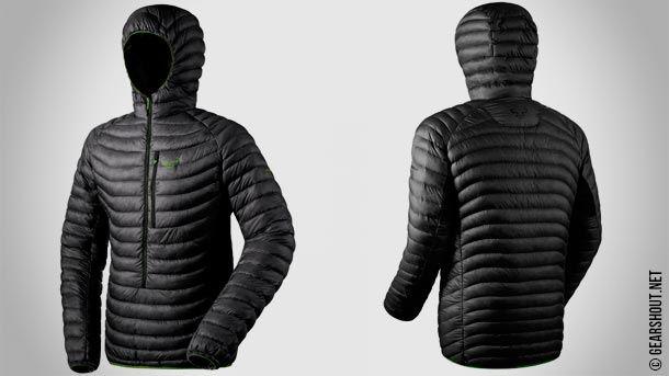 Dynafit выпустила новую утеплённую куртку-анорак для активного использования в горах