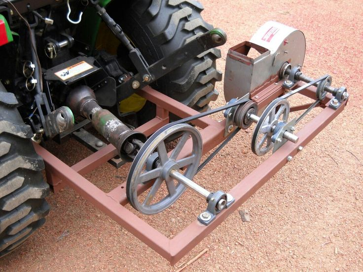 Diy Tractor Accessories : Best images about homemade tractors on pinterest