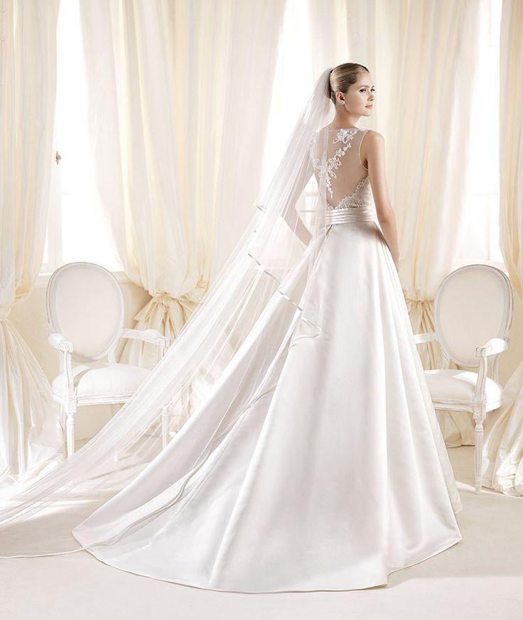 Vestidos de noiva la sposa 2014 costura wedding dresses for Wedding dresses in louisiana