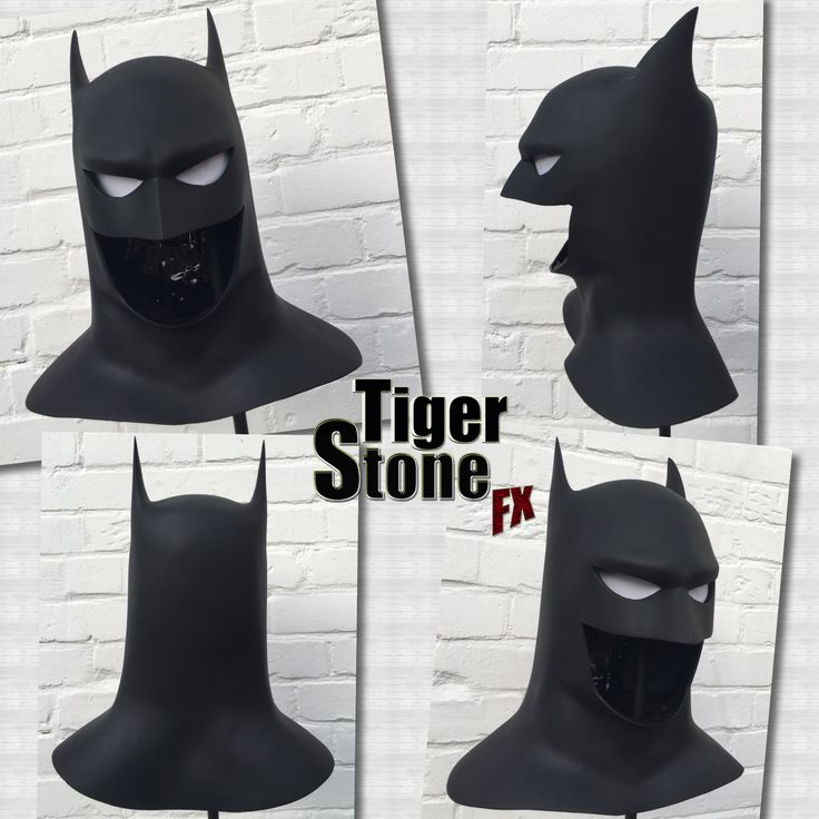 "We took some new pics of our BTAS cowl (fits up to a 24"" head) #batman #batmantheanimatedseries #batmancowl #cowl #mask #BTAS #cosplay #costume #batmancostume #batmancosplay #Dccomics"