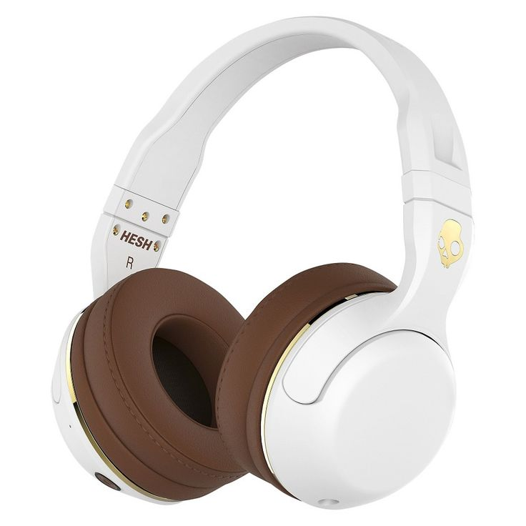 Skullcandy Hesh Bluetooth White/Brown/Gold