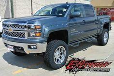 OOOOOH BABY! 2014 Chevy Silverado Texas Edition