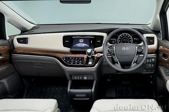 Honda показала в Японии новые минивэны Odyssey и Odyssey Absolute [Фотогалерея] | Новости автомира на dealerON.ru