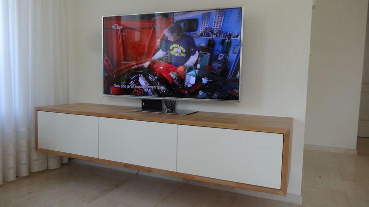 Inspiratie voor luxe tv-kasten Op maat gemaakt design tv-kast van hoogwaardige kwaliteit met een top uitstraling vind u bij EindeloosDesign. …