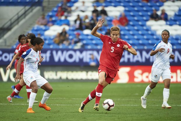 Rebecca Quinn Set To Make Her 50th Appearance For Canada S Women S Soccer Team At World Cup Soccer Women S Soccer Soccer Team