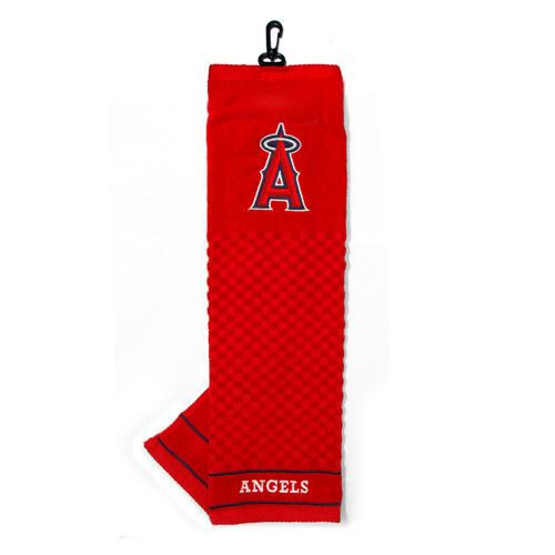 Los Angeles Angels MLB Embroidered Towel