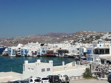 Summer vacations #Mykonos2