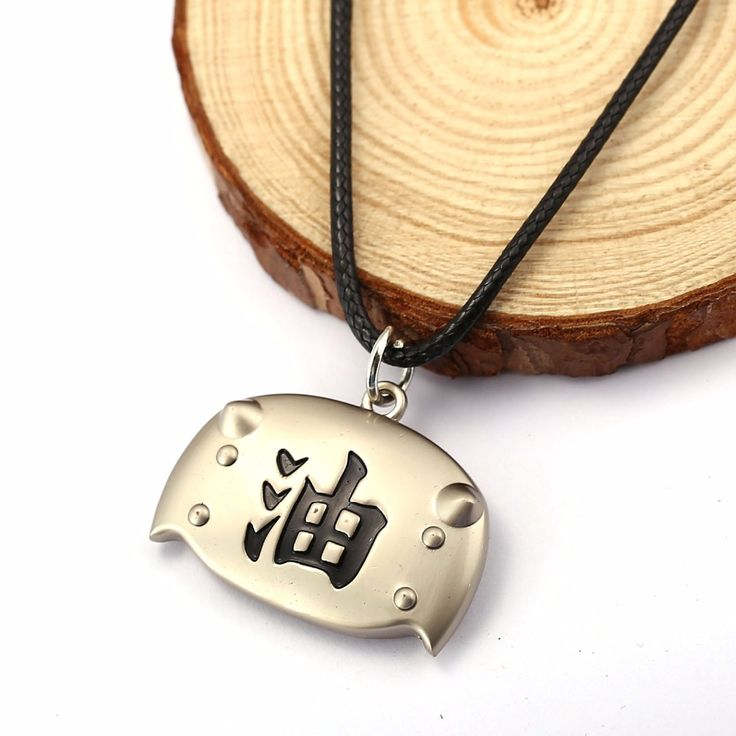 Naruto JIRAIYA Headband Necklace Leather Chain Pendant Necklace //Price: $8.99 & FREE Shipping //     #animefreak #japan #cute #animelove #art #animeotaku #animeart #mangafan #animeforever