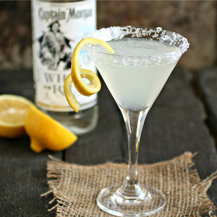 Cocktail Life: Lemon Drop Daiquiri | It's Party Time! | Pinterest ...