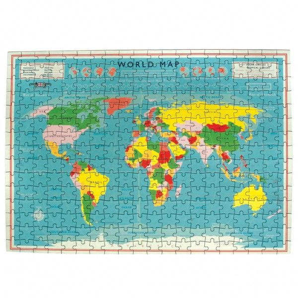 Political world map 500 pc jigsaw puzzle vintage world map 300 pcs vintage world map 300 pcs jigsaw puzzle gumiabroncs Image collections