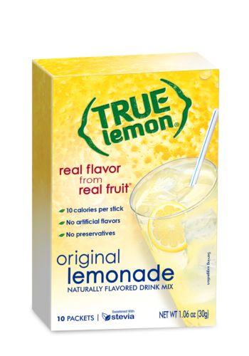 True Citrus - Lemonade - Original - 10 packets
