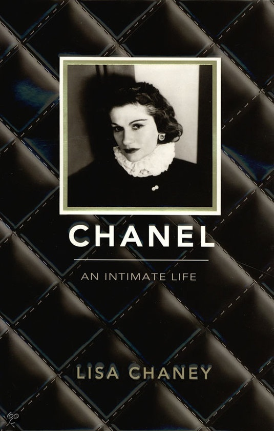 #Chanel An intimate life by Lisa Chaney