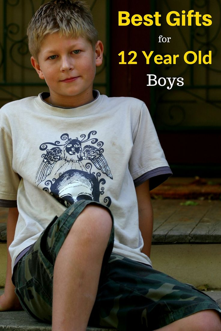 Totally awesome gifts for 12 year old boys that will make you the best parent ever!
