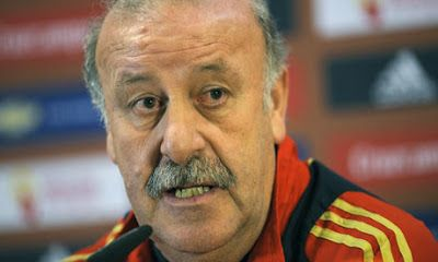 Best Football Coachs: Vicente Del Bosque Biography