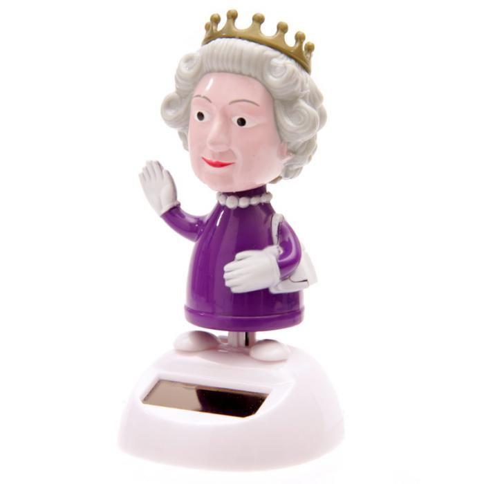 Solární hračka - Tančící Královna #Queen #solarpal #giftware