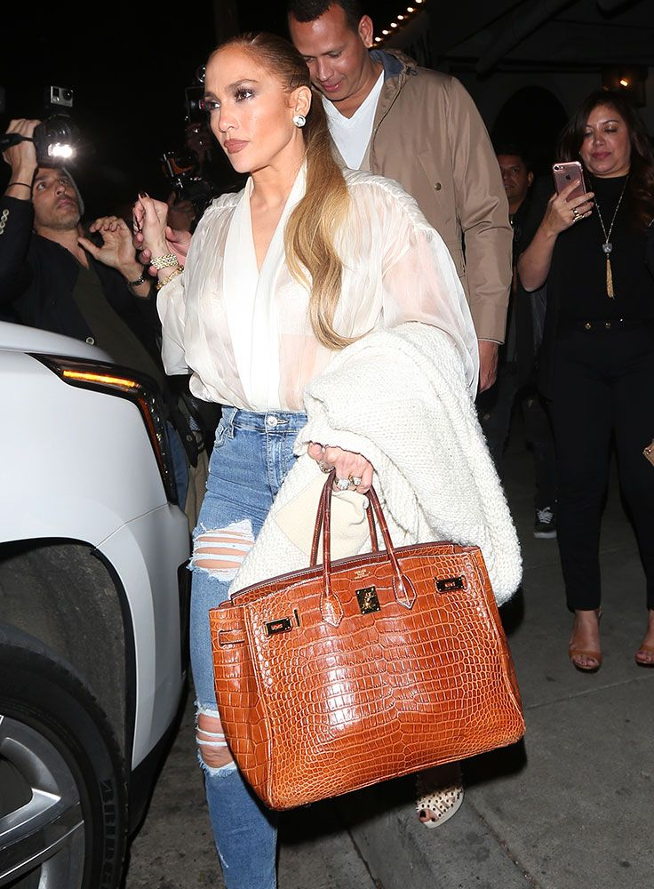 ee3a0a5c661f This Weeks, Celebs Were On Set and Out to Lunch with Bags from Hermès,  Chanel and Gucci - PurseBlog