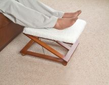 Three Way Adjustable Leg Rest - Rests : Ability Superstore