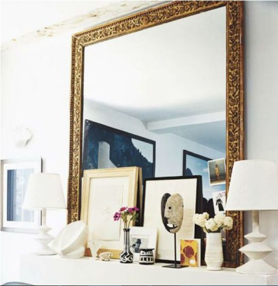 8 Timeless Ways To Decorate Your Stylish Home With Oversized Mirrors | My Home Design