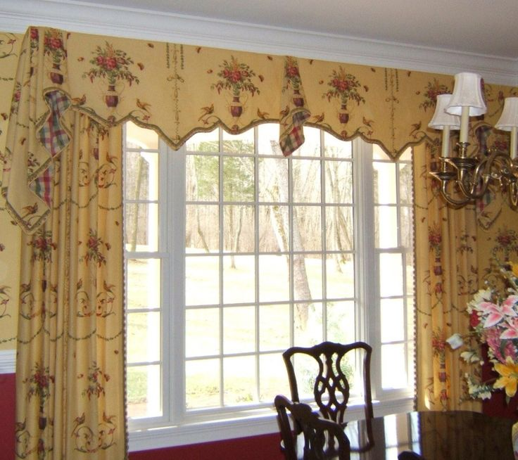 Louis Xv Valance And Panels Created In My Studio