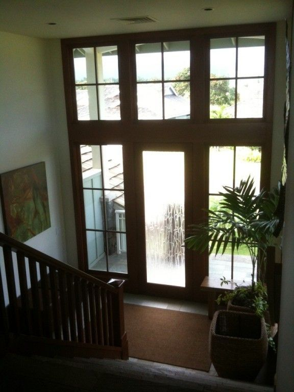 Open Foyer Windows : Split level entry google search for the home