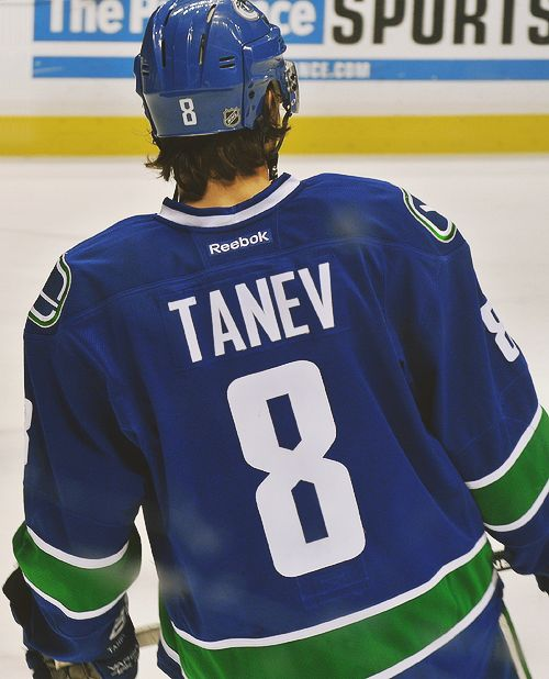Chris Tanev #8