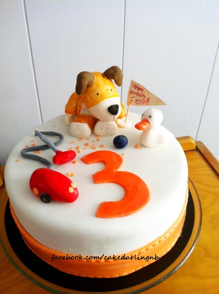 Images Of Dog Friendly And Toy Birthday Cakes