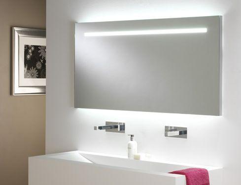 Die besten 25+ Badezimmerspiegel beleuchtet Ideen auf Pinterest ...