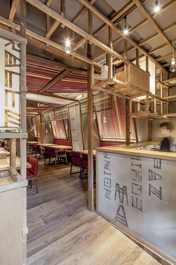 Image 9 Of 14 From Gallery PAKTA Restaurant El Equipo Creativo Photograph By Adri Goula