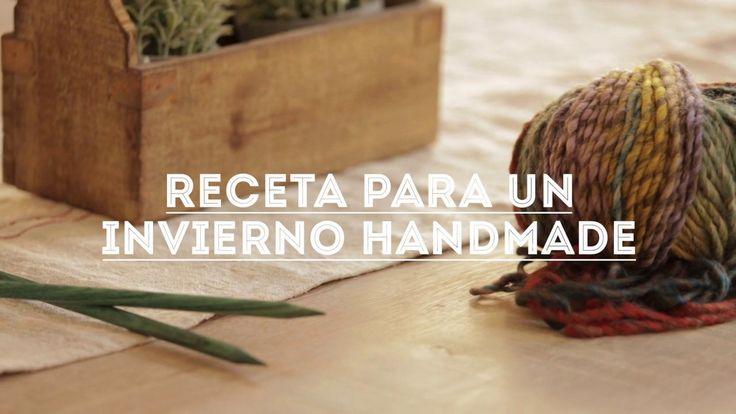 Receta para un Invierno Handmade by KATIA - video promocional Barcelona