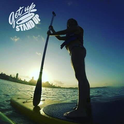 Stand Up Paddle Ponta Negra - 1 Hora de duração