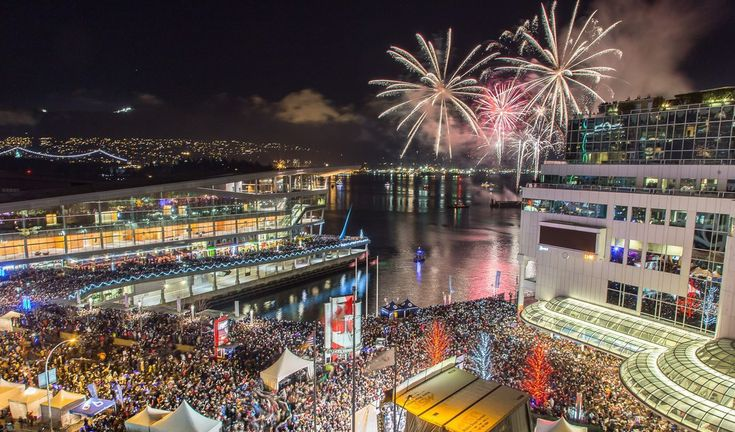 Ночное небо над Coal Harbour вновь озарится праздничным фейерверком в канун Нового Года.…