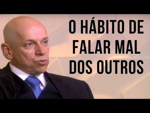 O Hábito de Falar Mal dos Outros • Leandro Karnal - YouTube