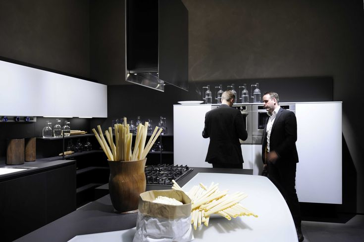 EuroCucina  FTK - Technology For the Kitchen - Salone del Mobile.Milano 2016