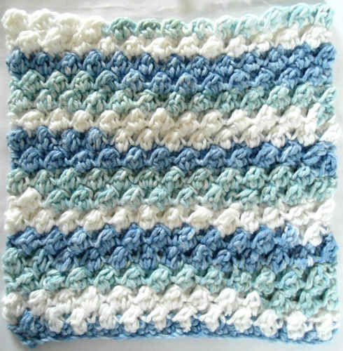 Dishcloth ~ free pattern