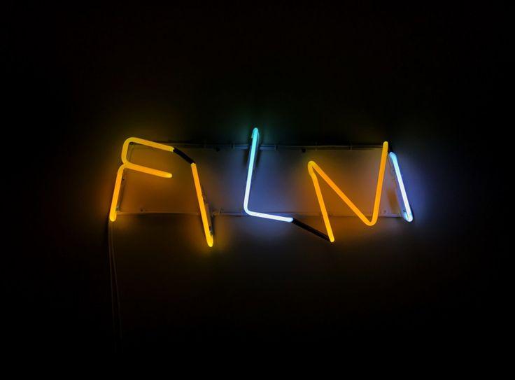 Piotr Krzymkowski, Fin Film, neon.