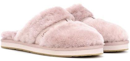 UGG Dalla shearling slippers
