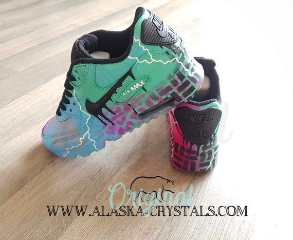 Spray PaintShoes Brushed Air Custom NikesMaxUrban vm8Nnw0O