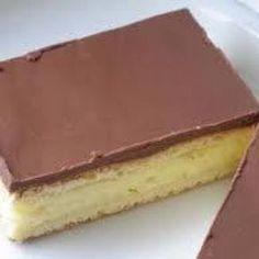 Schoko-Pudding-Kuchen (Blechkuchen)