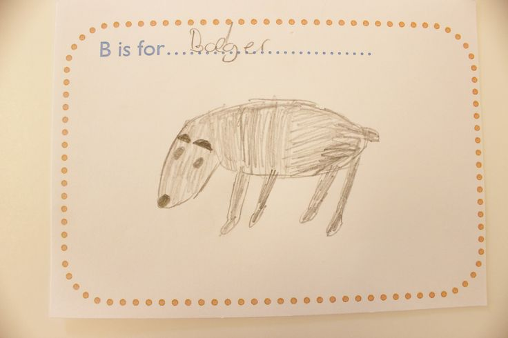 Do you ever see badgers where you live?