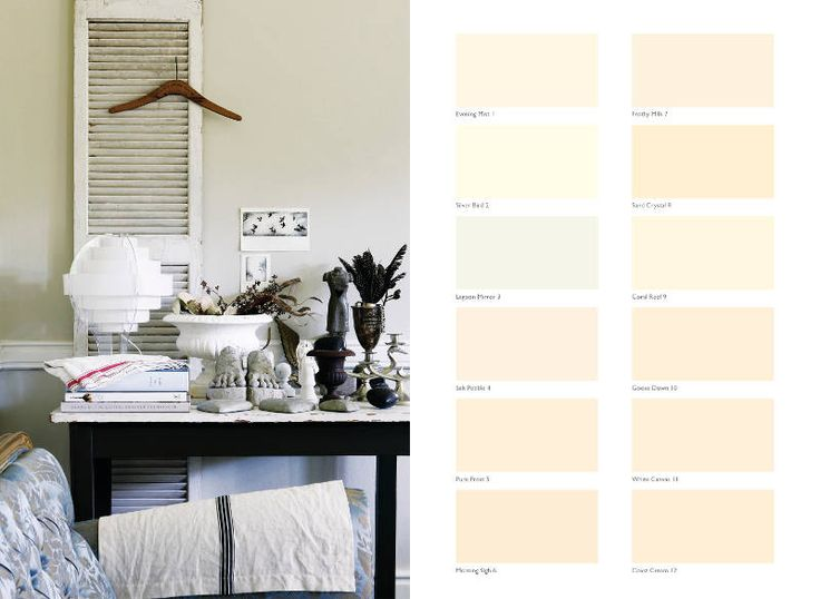 Plascon Paint Essential Collection: 108 Essential Colours -Airy Palette