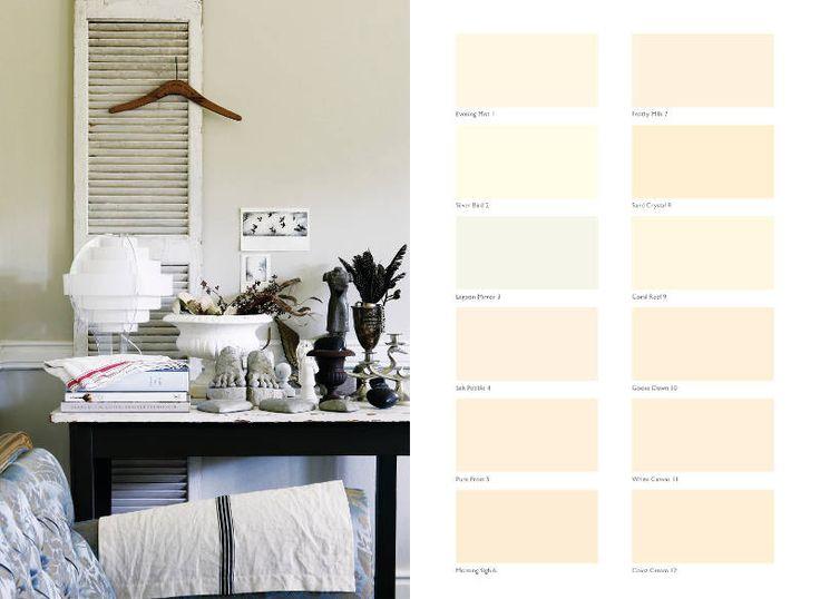 Plascon Paint Essential Collection: 108 Essential Colours -Airy Palette