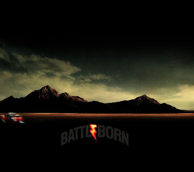 The Killers Battleborn fan art