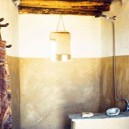 La salle d'eau