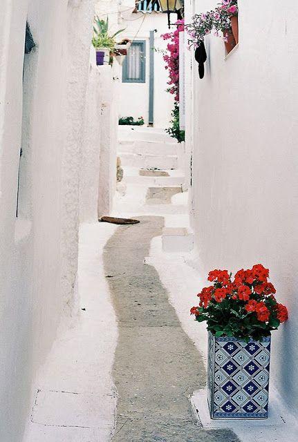 Greeker Than The Greeks: When is a Greek Island not a Greek Island? When it...