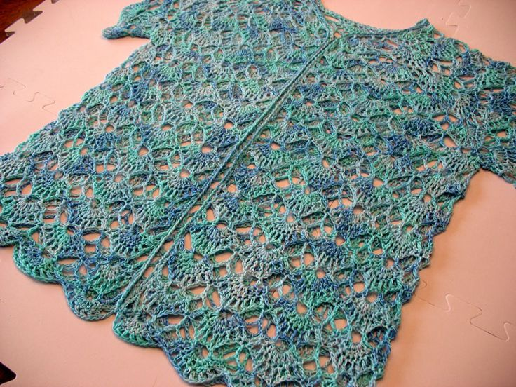 Crochet Cardigan Patterns for Ladies | Free, online women's cardigan and sweater crochet patterns